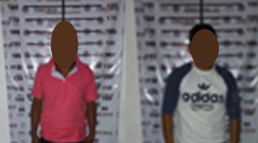 Detienen a dos hombres que portaban dosis de cristal   El Imparcial de Oaxaca