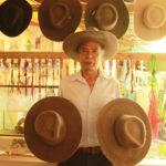 Sombreros de panza de burro, sobrevive con un artesano
