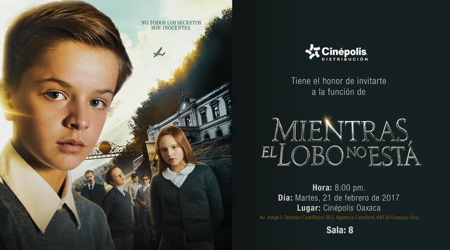 Mientras el lobo no está: un filme para reflexionar | El Imparcial de Oaxaca