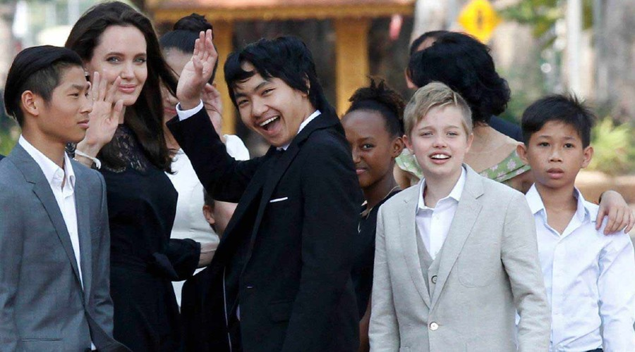 Habla Angelina Jolie sobre su familia | El Imparcial de Oaxaca