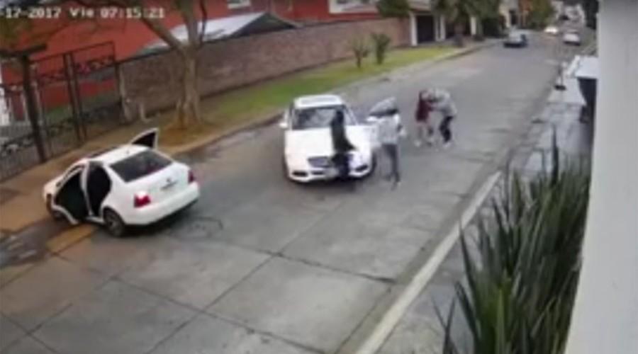 Video: Difunden presunto secuestro de mujer | El Imparcial de Oaxaca