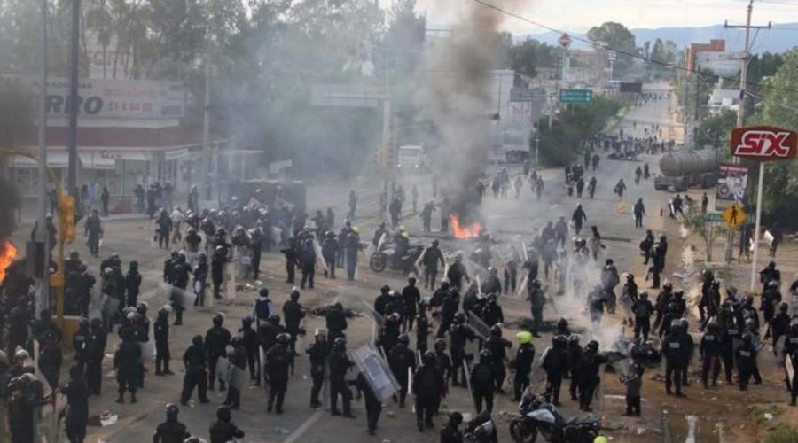 Policías sí fueron armados al operativo en Nochixtlán: CNDH | El Imparcial de Oaxaca