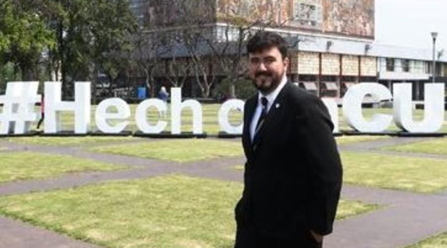 Estudiante de la UNAM colaborará en misión de agencia espacial europea | El Imparcial de Oaxaca