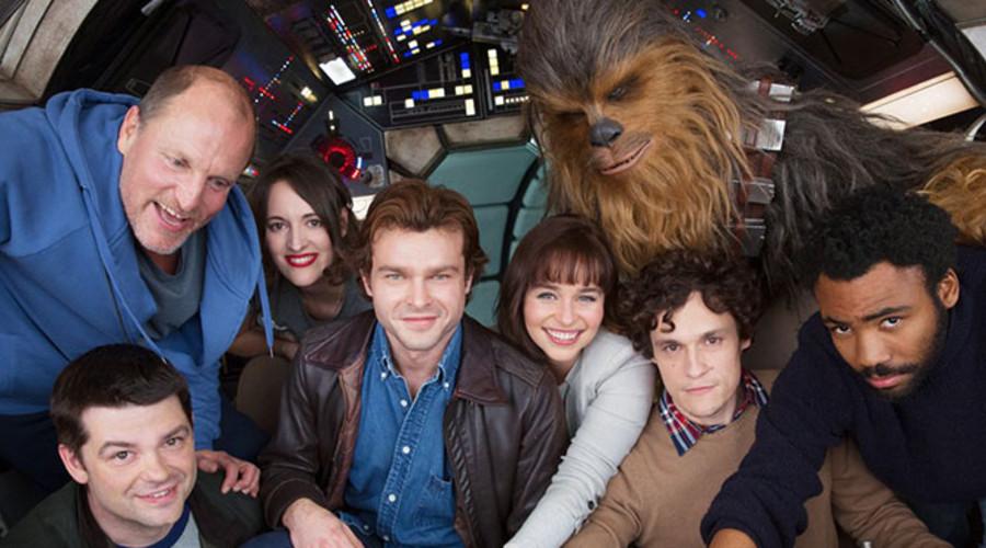 Primera imagen oficial del spin-off de Han Solo | El Imparcial de Oaxaca