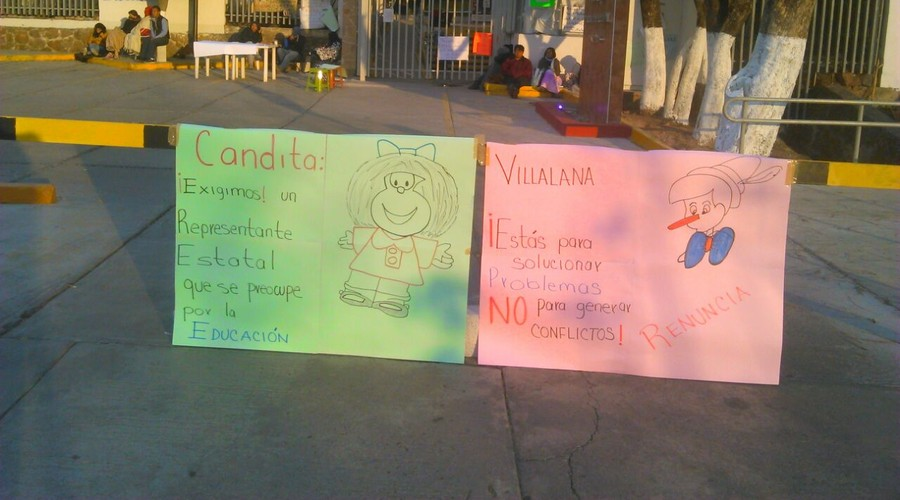 Continúan sin clases alumnos del Conalep | El Imparcial de Oaxaca