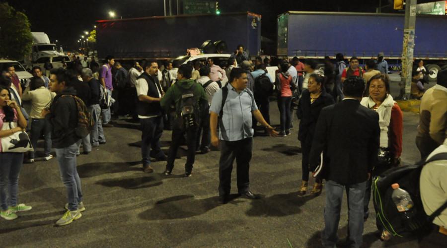 Alista Sección 22 más protestas | El Imparcial de Oaxaca