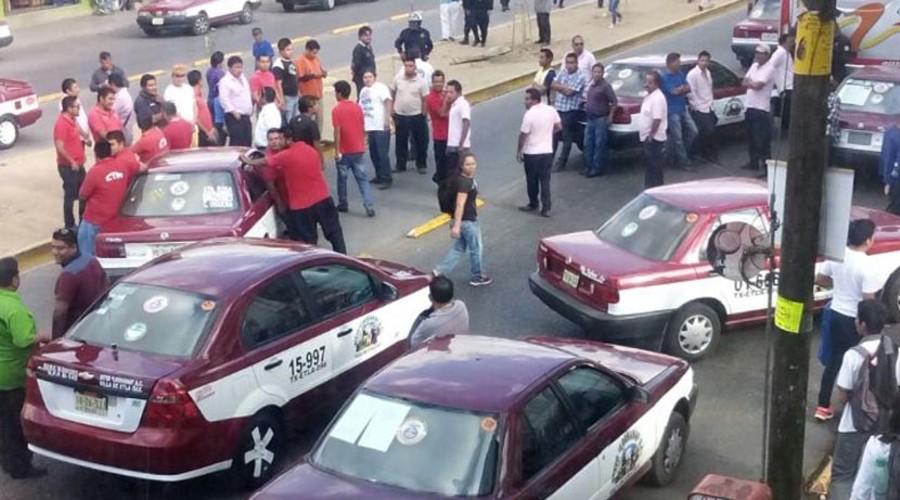 Escandalizan taxistas de Oaxaca | El Imparcial de Oaxaca