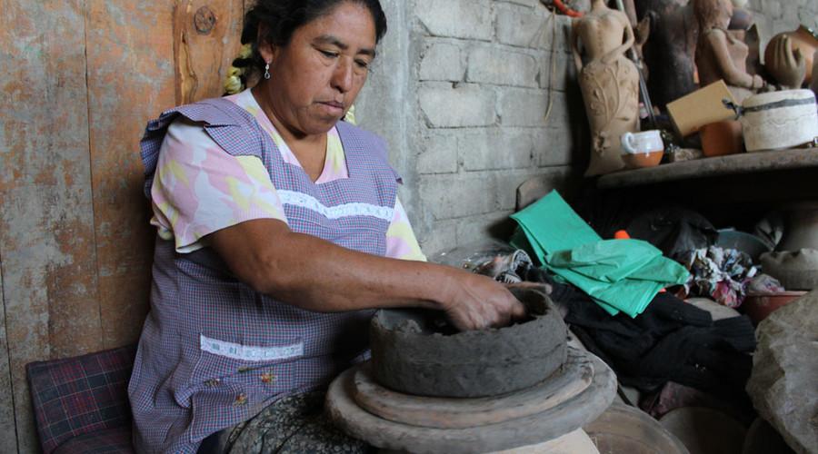 Nacer y vivir del barro | El Imparcial de Oaxaca