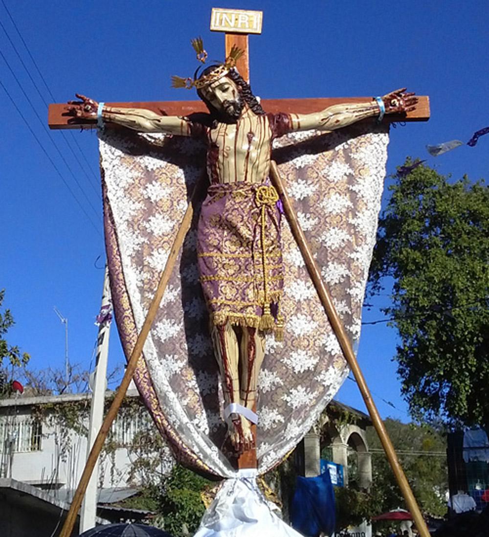 Celebran 99 años del Señor del Perdón | El Imparcial de Oaxaca