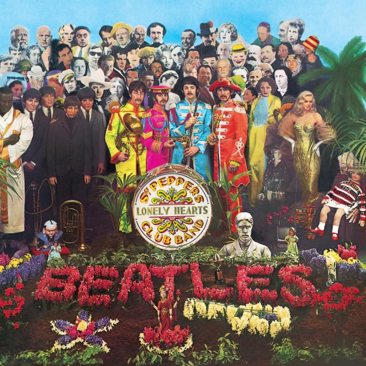 'Sgt. Pepper's', 50 años del disco de los Beatles que marcó la historia de la música | El Imparcial de Oaxaca