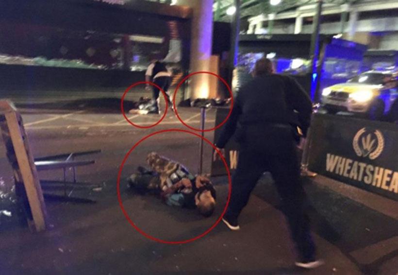 Reportan desaparición de dos franceses en atentado de Londres