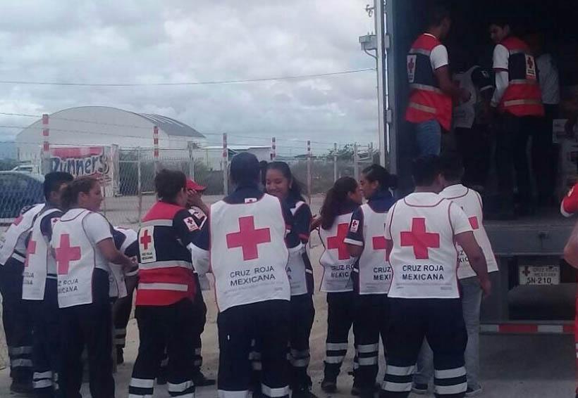 En el Istmo entregan ayuda a damnificados