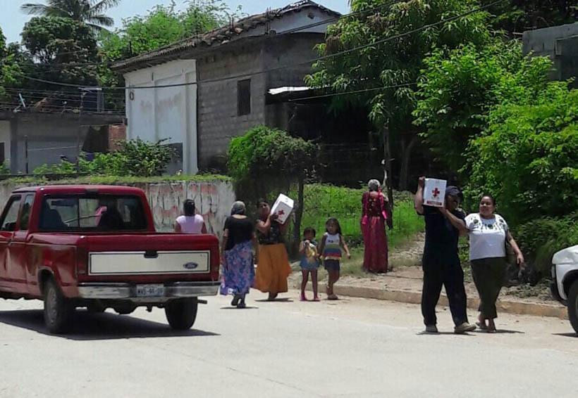 Intentan boicotear a la Cruz Roja en el Istmo
