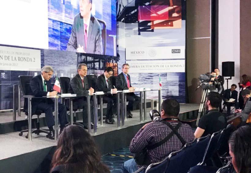 CNH emite fallo de adjudicación de 10 áreas contractuales de la Ronda 2 | El Imparcial de Oaxaca