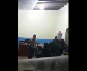 Video: Indigna ofensa de síndico de Miahuatlán a policías