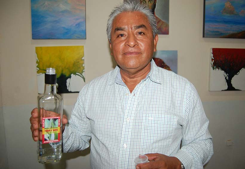 En la Mixteca se promueven la siembra del maguey papalométl