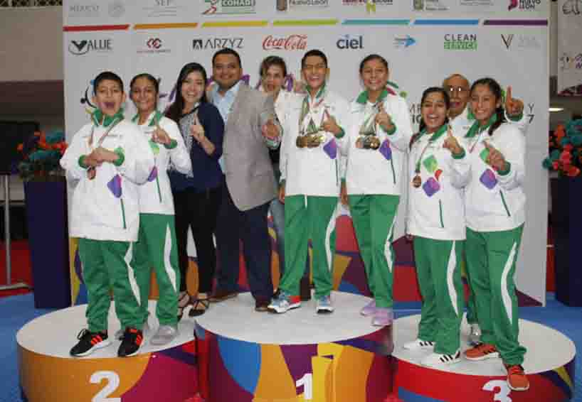 Oaxaca sigue siendo el mejor en Tae Kwon Do
