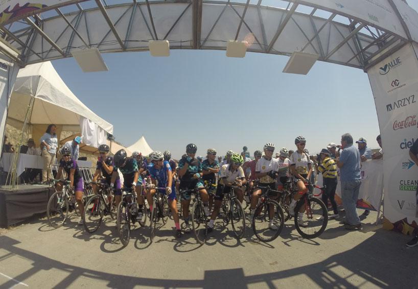 Ciclistas oaxaqueños no completan la prueba