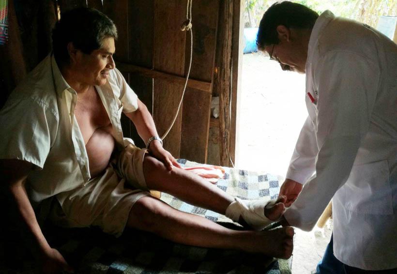 En la Cuenca llaman a aprovechar el programa 'Médico en tu casa'