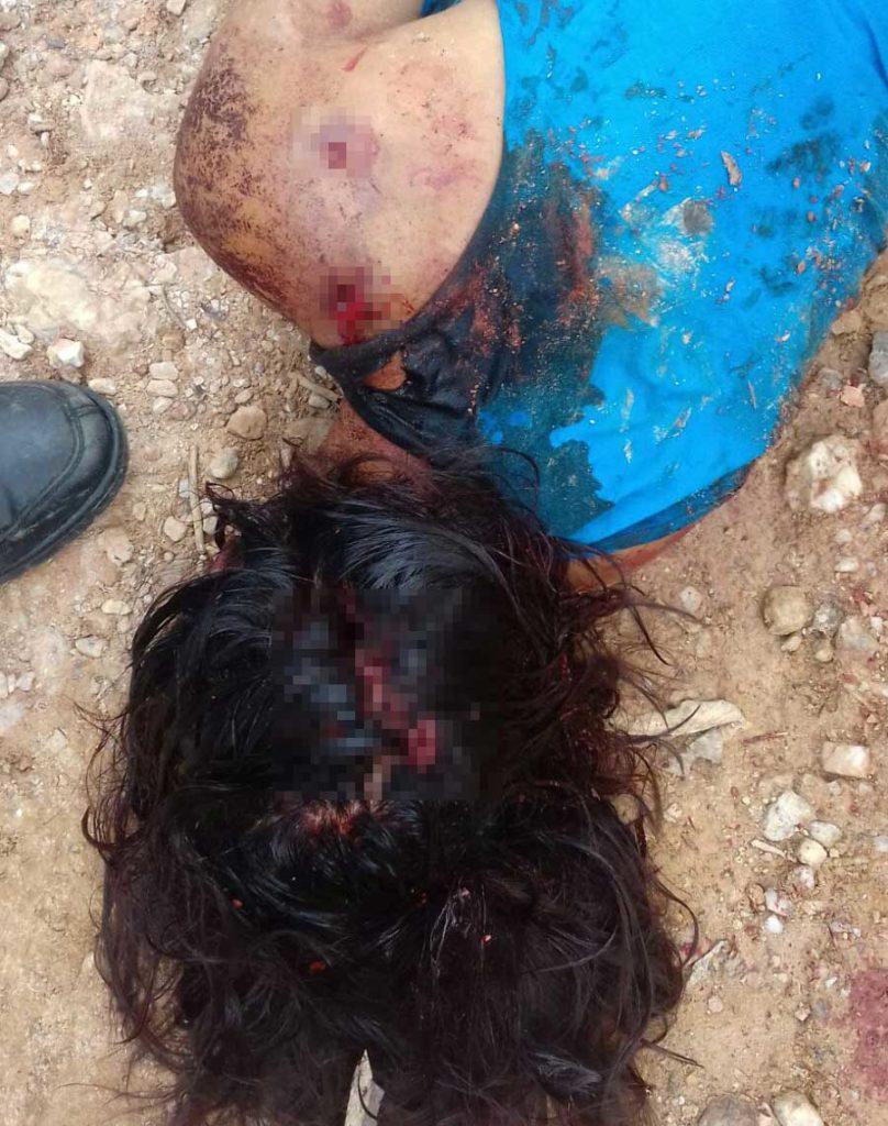 Matan a balazos a una mujer en Sierra Sur de Oaxaca