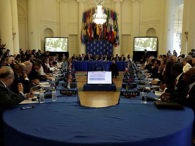 OEA suspende reunión sobre Venezuela | El Imparcial de Oaxaca