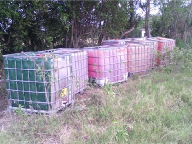 Ejército asegura 67 mil litros de hidrocarburo   El Imparcial de Oaxaca