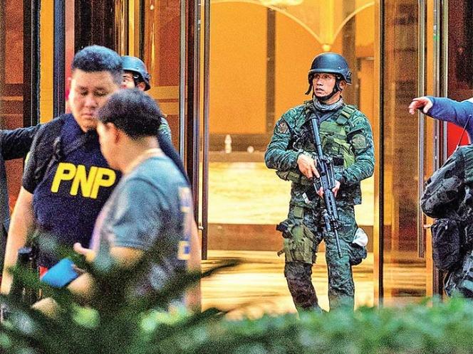 Hombre perpetra ataque en casino de Manila | El Imparcial de Oaxaca