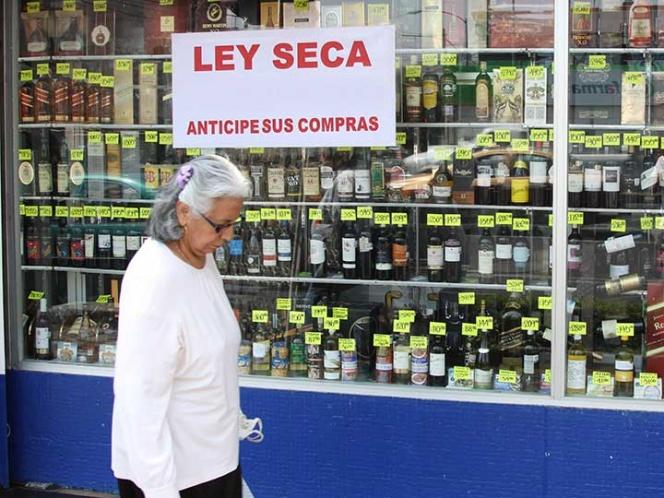 Aplican 'ley seca' en el Estado de México por jornada electoral | El Imparcial de Oaxaca
