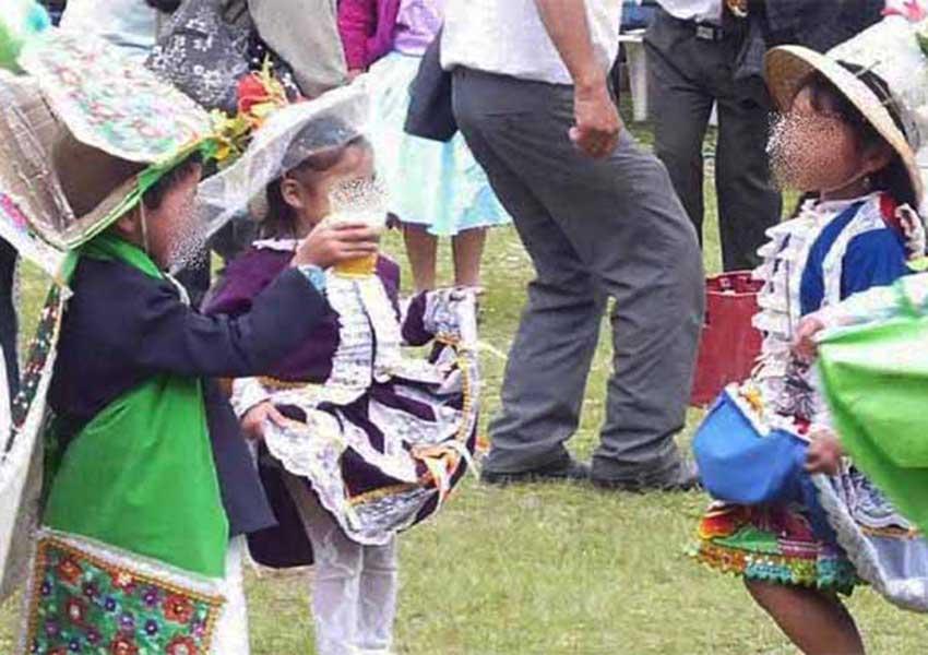 Desde 2015, denuncia: En Perú emborrachan a niños | El Imparcial de Oaxaca