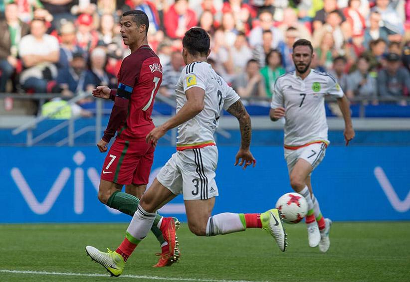 México empata a Portugal 2-2 | El Imparcial de Oaxaca