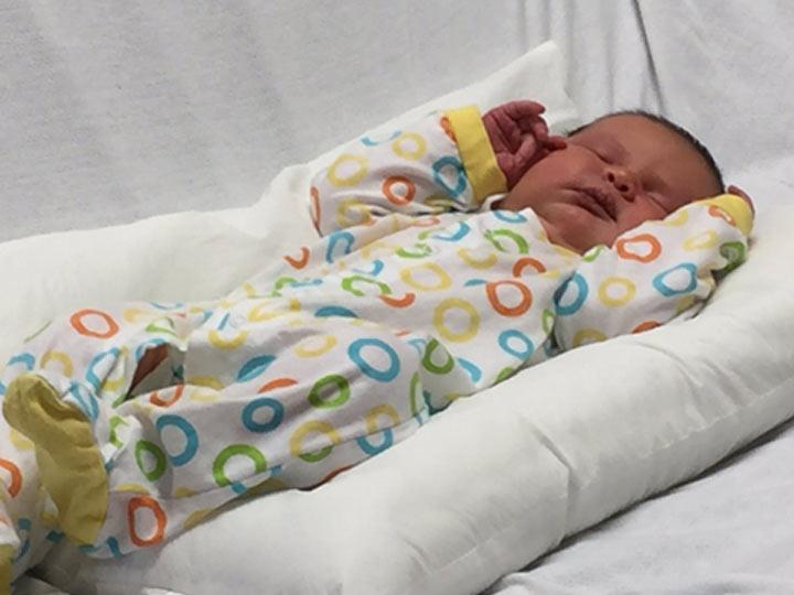 Mujer da a luz a un bebé de ¡6.5 kilos!