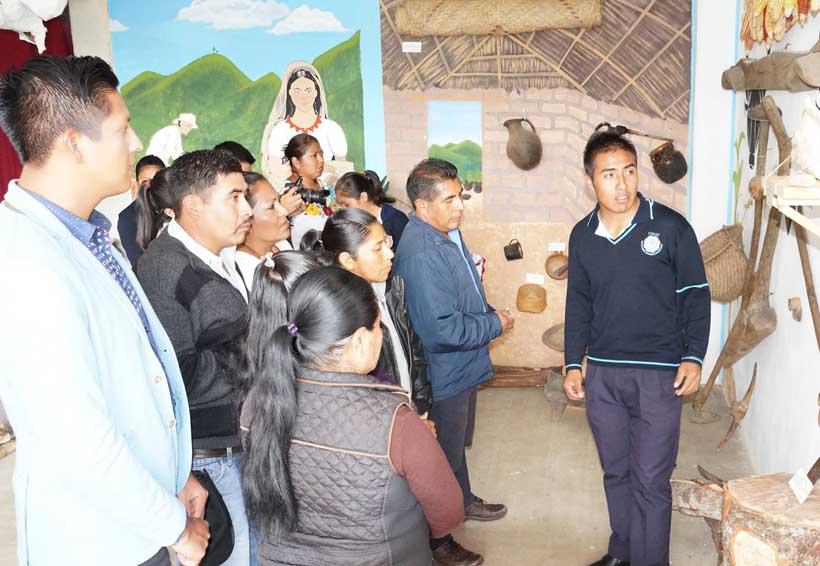 En la Mixteca inauguran Museo Cultural Comunitario Iyolo Ntotlajtl