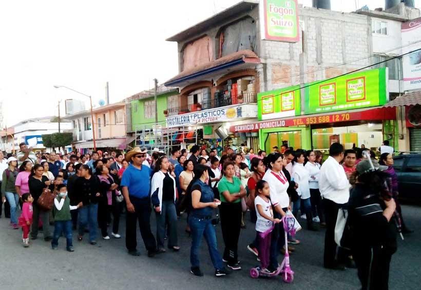 Continuarán protestas de la S-22 en Oaxaca