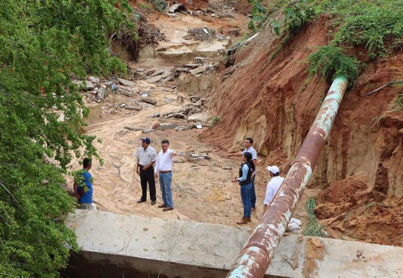 Supervisan líneas de agua potable en el Istmo