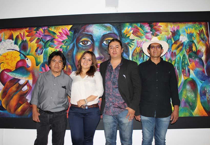 3 Maestros para Oaxaca Vive