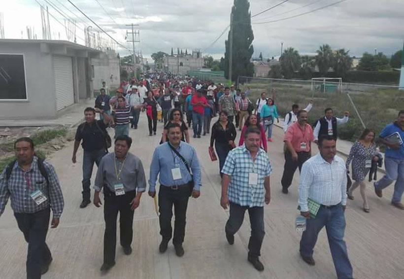 Realizan jornada político cultural en la Mixteca