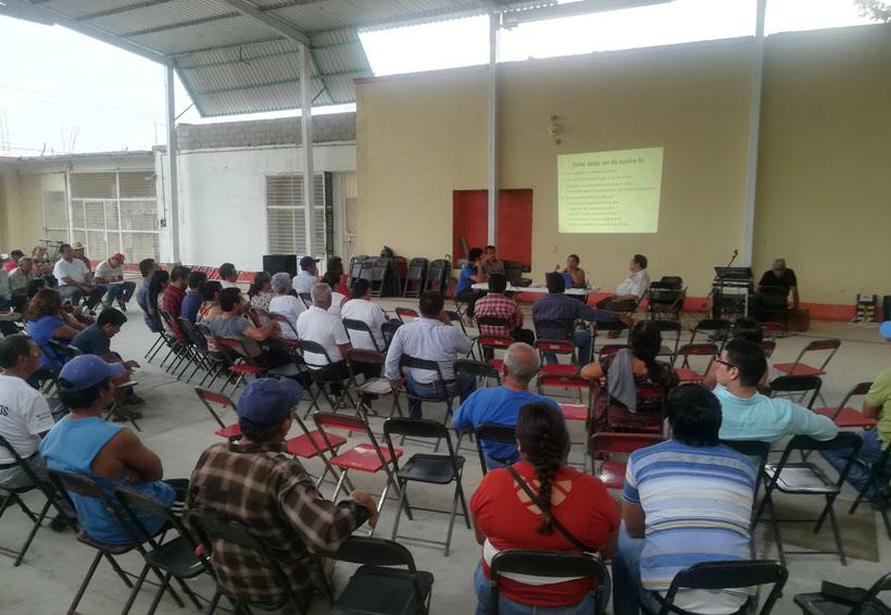 En Unión Hidalgo, se haría valer el derecho a la consulta indígena