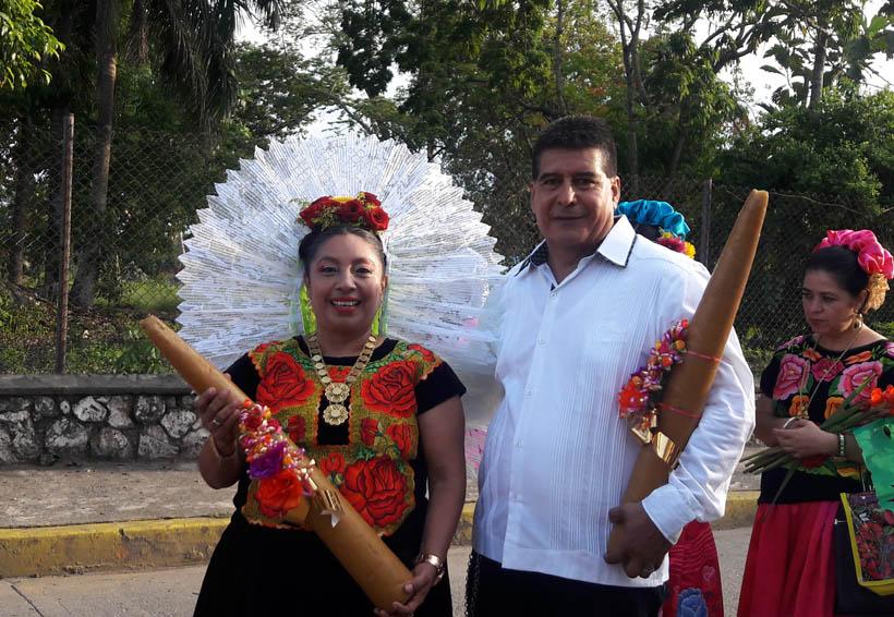 Celebran la vela istmeña  en la Cuenca