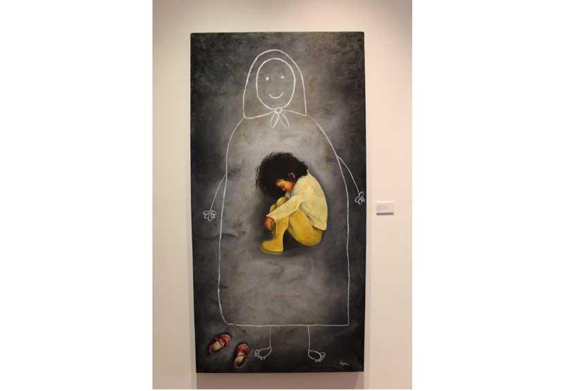 Infancia y Esperanza: Una exposición para  apoyar a la niñez