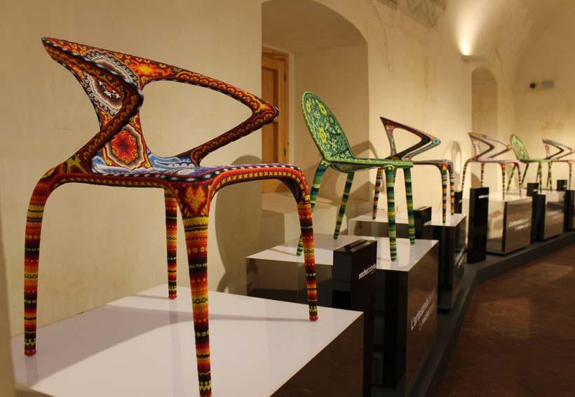 L'artesanía de vivir: colaboración entre artesanos y diseñador