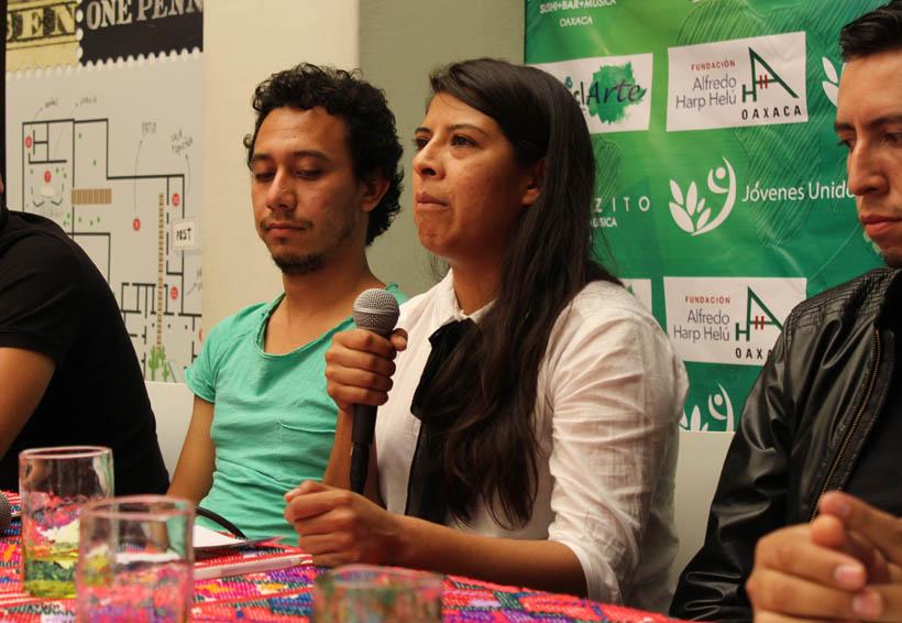 Música y reciclaje por la educación de Oaxaca