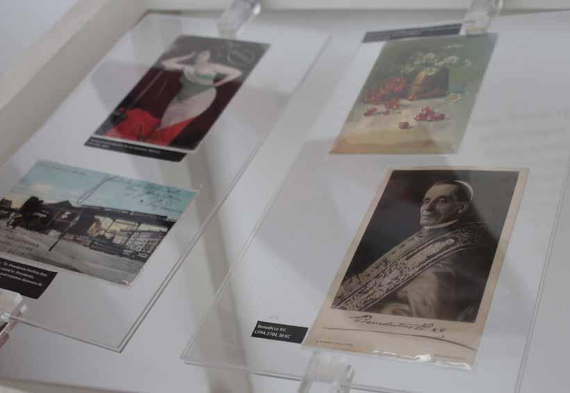 México a través de las tarjetas postales
