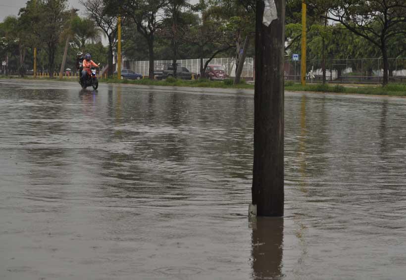 Lluvias ayudan a recuperar los pozos en Oaxaca