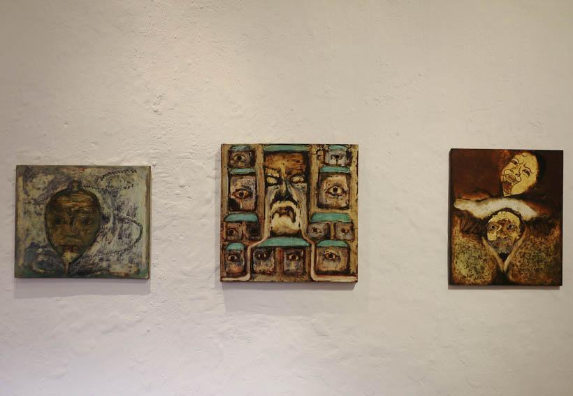 'NaaPia', Yo mismo', la exposición de autorretratos de Francisco Toledo por concluir