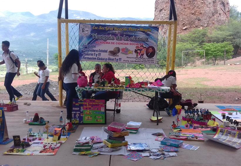 Realizan Tianguis  de la Ciencia en la Mixteca | El Imparcial de Oaxaca