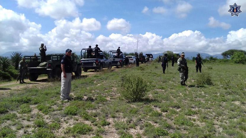 Conflicto agrario en Oaxaca deja dos muertos