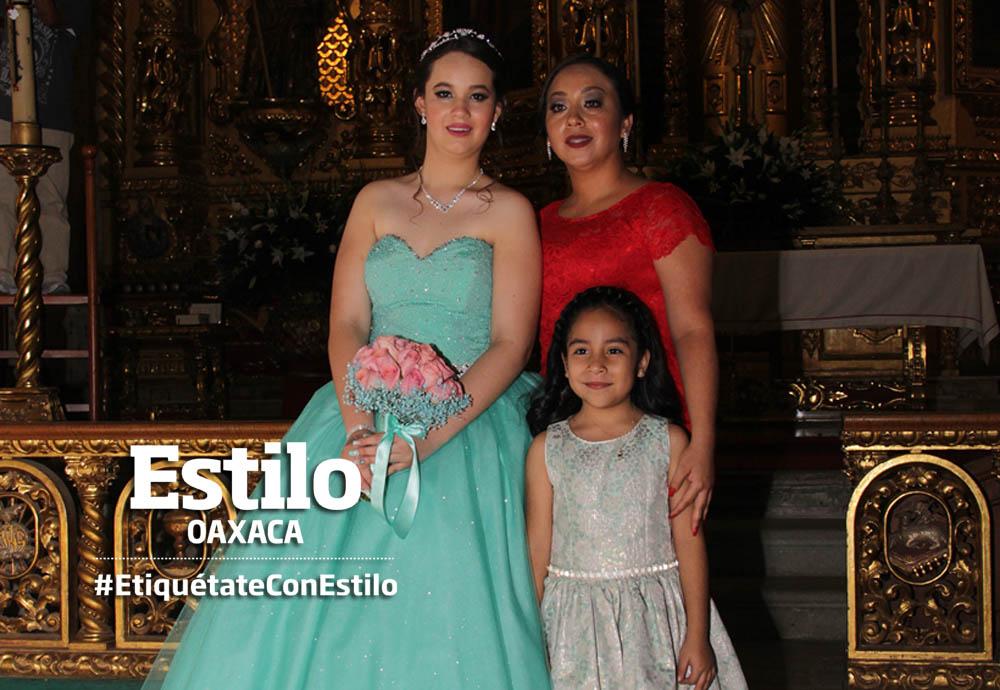 XV años inolvidables para María Fernanda