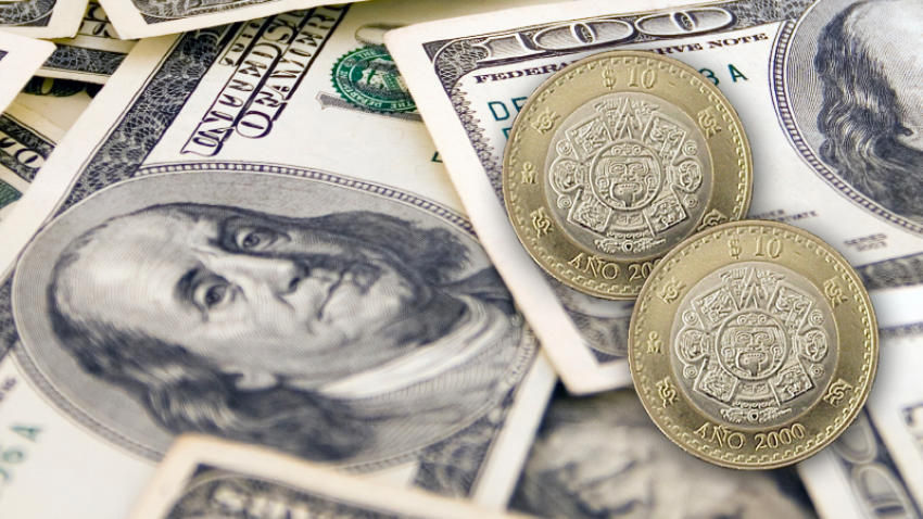 Peso retrocede ante el dólar, ante cautela del mercado cambiario | El Imparcial de Oaxaca