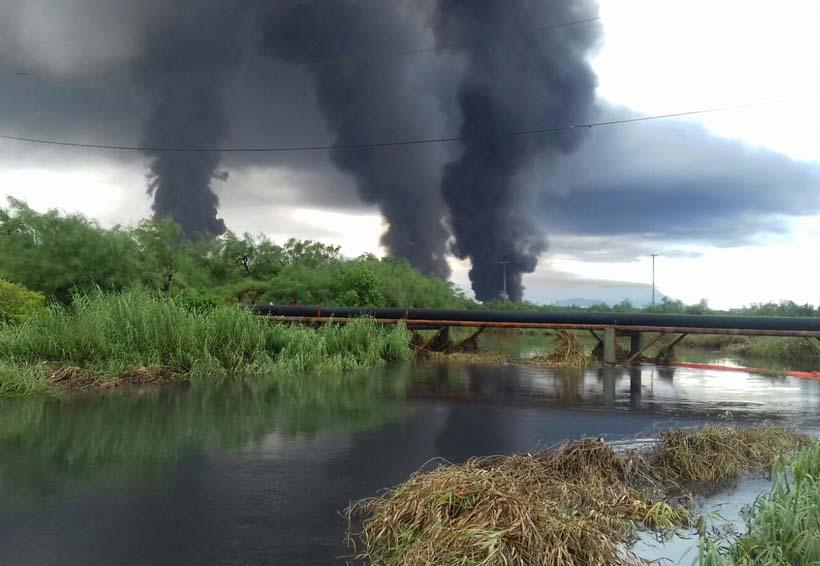 Culpan a Pemex por contaminación en el Istmo
