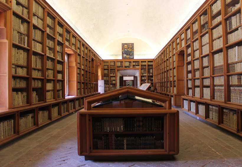 Biblioteca Francisco de Burgoa, un tesoro histórico